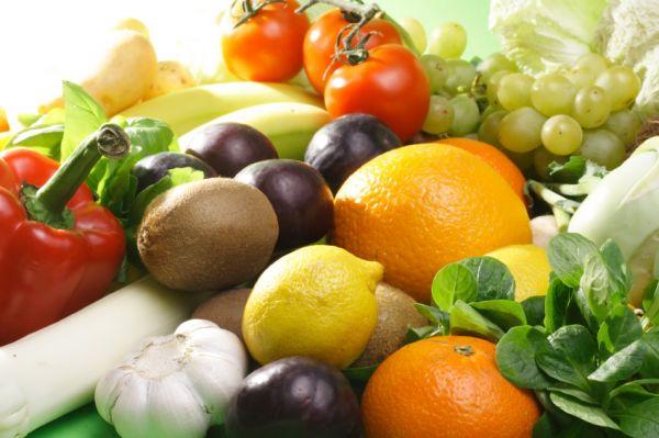 תזונה וערכים תזונתיים